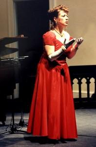 Marianna Vagnini, Soprano